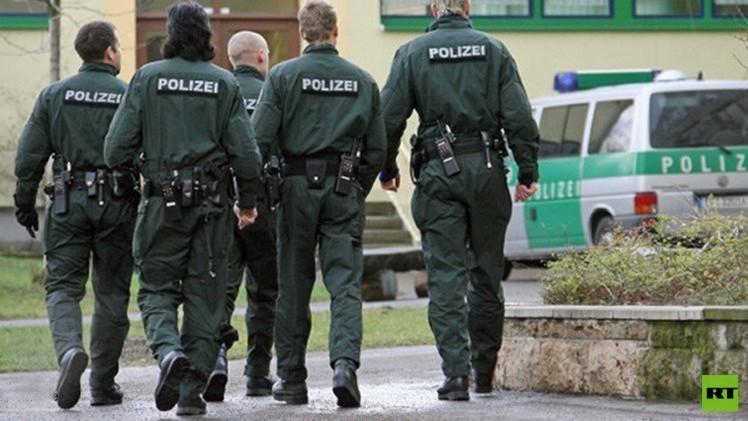ألمانيا تؤكد صلة المعتقل لديها منذ أسبوع بتفجيرات باريس