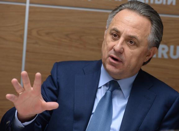 وزير الرياضة الروسي: سنتوصل إلى حل لأزمة المنشطات خلال شهرين أو ثلاثة