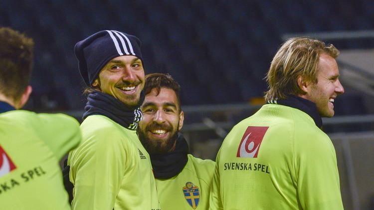 إجراءات أمنية مشددة قبل مباراة السويد والدنمارك