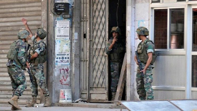 اعتقال 5 سوريين وفلسطيني على خلفية تفجيري بيروت