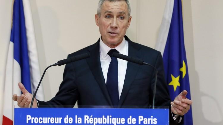 النائب العام الفرنسي: حصيلة تفجيرات باريس هي 129 قتيلا و352 جريحا