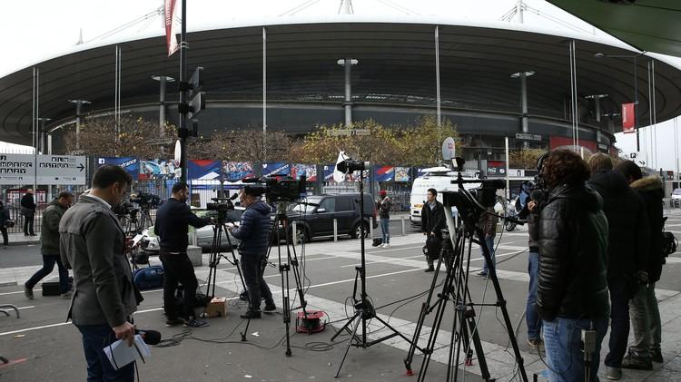 باريس.. الارهابي فجر نفسه بعد اكتشاف الشرطة للحزام الناسف