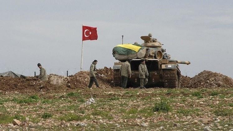 الجيش التركي يقتل 4 عناصر من