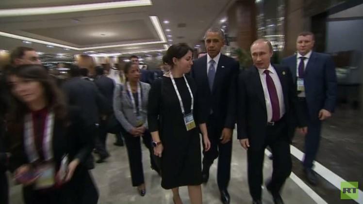 موسكو: نتوافق مع واشنطن استراتيجيا في محاربة الإرهاب ونختلف بالتكتيك (فيديو)