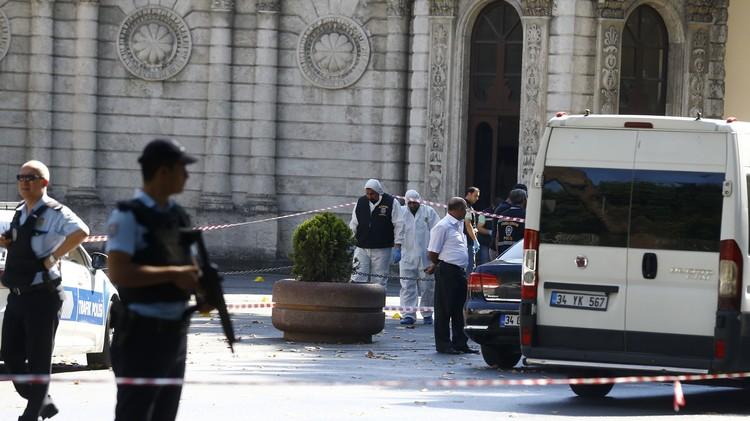 تركيا تعلن عن إحباط هجوم كبير في اسطنبول تزامن مع هجمات باريس