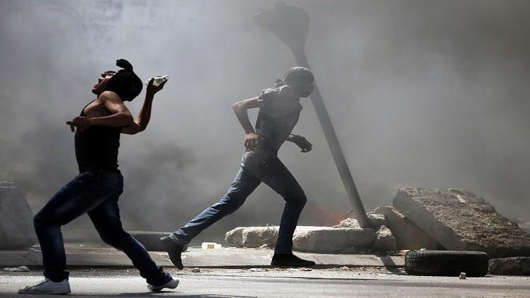 مقتل فلسطينيين اثنين باقتحام 1000 جندي إسرائيلي لمخيم قلنديا