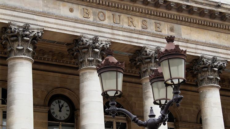 البورصة الفرنسية تتكبد خسائر بعد هجمات باريس