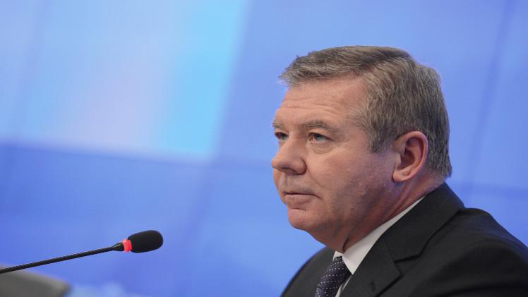 غاتيلوف: مجلس الأمن لا يحضر أي  قرار لتشكيل بعثة مراقبة في سوريا