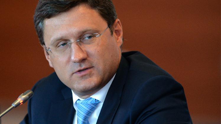 وزير الطاقة: روسيا وأوبك مستعدتان لبحث الأوضاع في سوق النفط