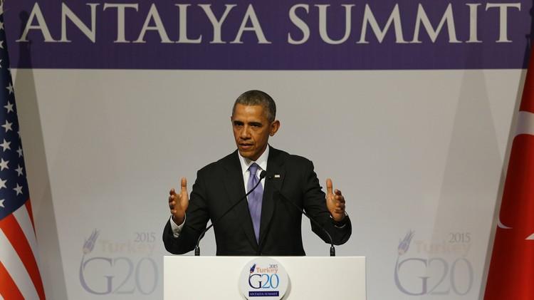 أوباما: سنكثف حملتنا ضد