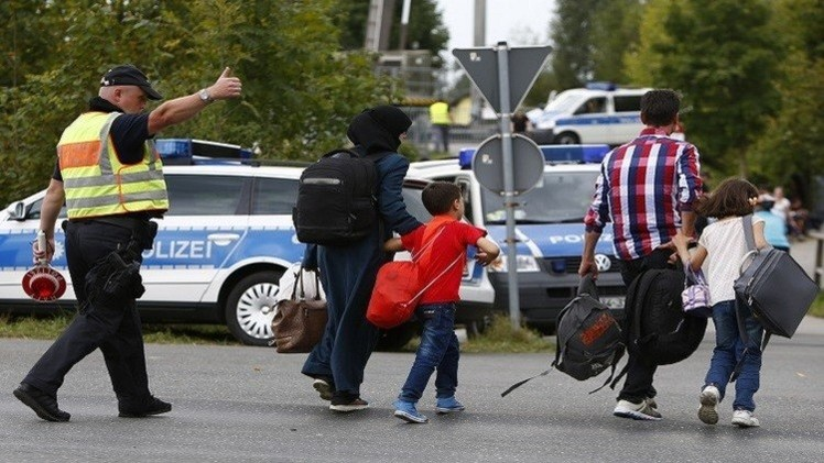14 ولاية أمريكية ترفض استقبال المهاجرين