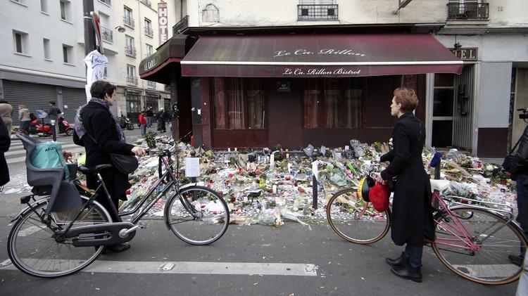 صور الانتحاريين منفذي هجمات باريس