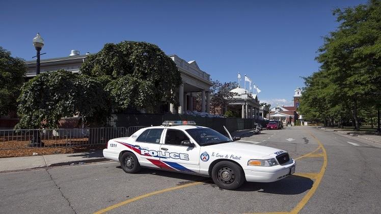 الشرطة الكندية تعتذر للمسلمين بسبب حرق مسجد