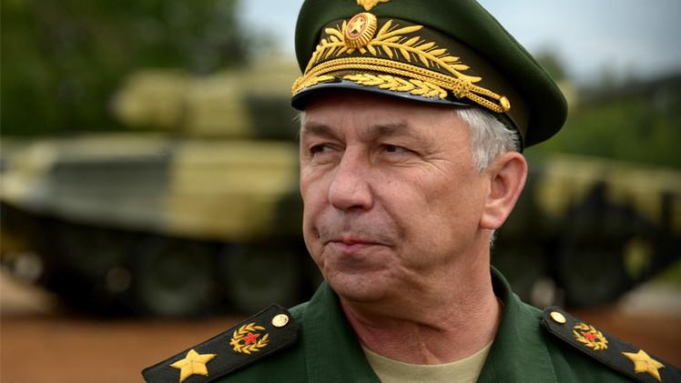 بوتين يعفي النائب الأول لوزير الدفاع الروسي من منصبه