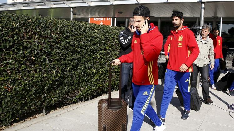 بلجيكا تلغي مباراتها الودية أمام إسبانيا لأسباب أمنية