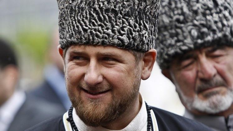 قادروف: تفجير الطائرة الروسية يجب أن يكون إشارة للمجتمع الدولي