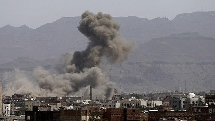 غارات للتحالف العربي توقع 40 حوثيا
