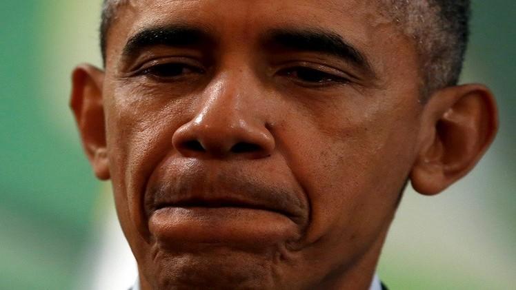 أوباما يشيد بالدور الروسي في حل الأزمة السورية وحرب