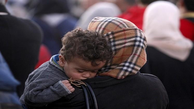 بريطانيا.. وصول أول طائرة تقل لاجئين سوريين من الأردن ولبنان