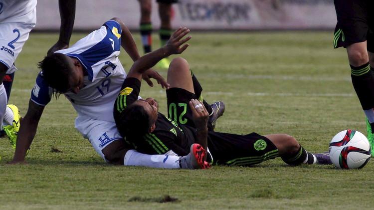 هندوراس تتلقى ضربتين موجعتين