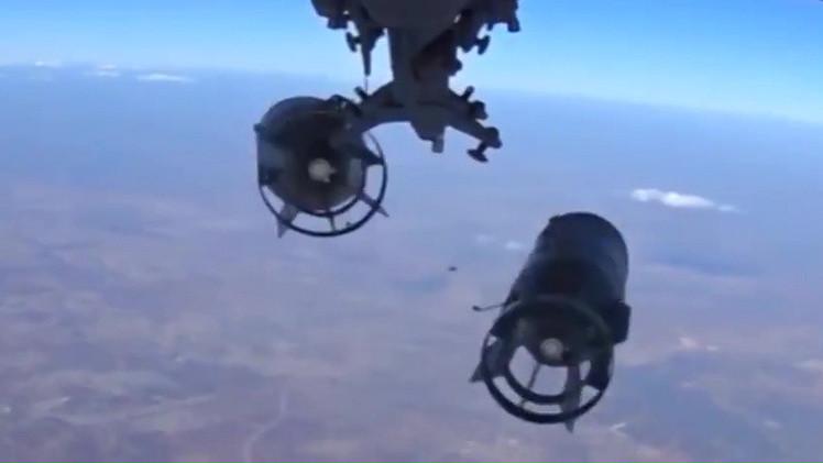 الدفاع الروسية: دمرنا 206 مواقع للإرهابيين في سوريا الثلاثاء مقابل تدمير التحالف 14 هدفا