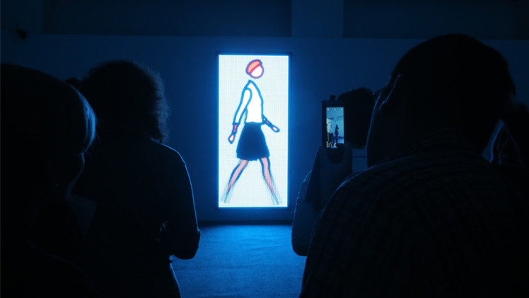افتتاح معرض تاريخ الرسوم المتحركة العالمي في موسكو