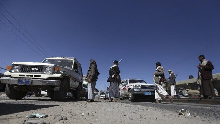 مقتل 25 حوثيا في مواجهات بمدينة تعز والطيران يكثف غاراته