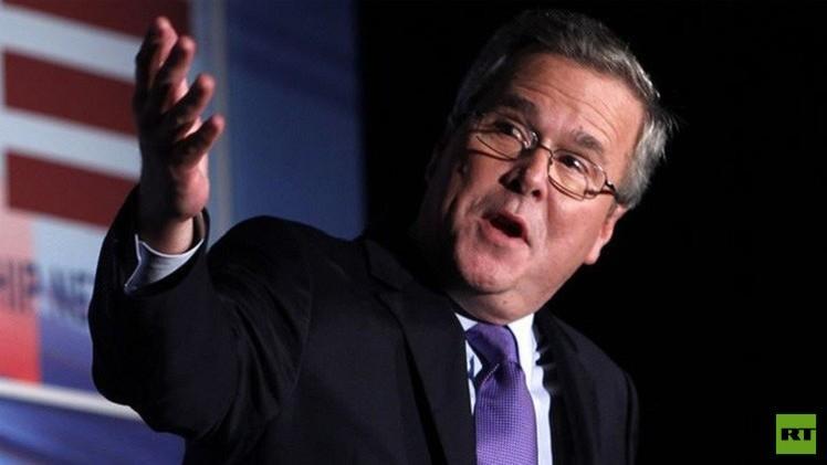 بوش يدعو لزيادة الجنود الأمريكان في العراق لقتال داعش