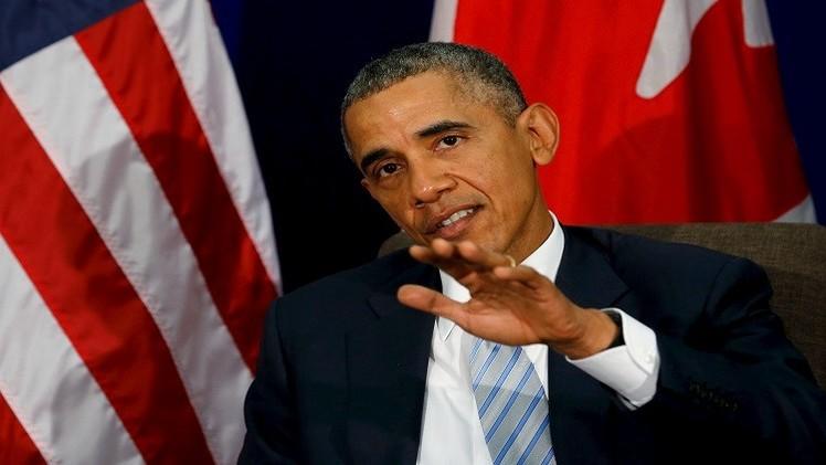 أوباما يستبعد احتمال مشاركة الأسد في انتخابات مقبلة
