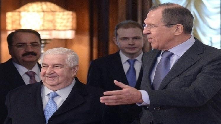المعلم يصل موسكو الأربعاء المقبل ويعقد جملة من اللقاءات مع المسؤولين الروس
