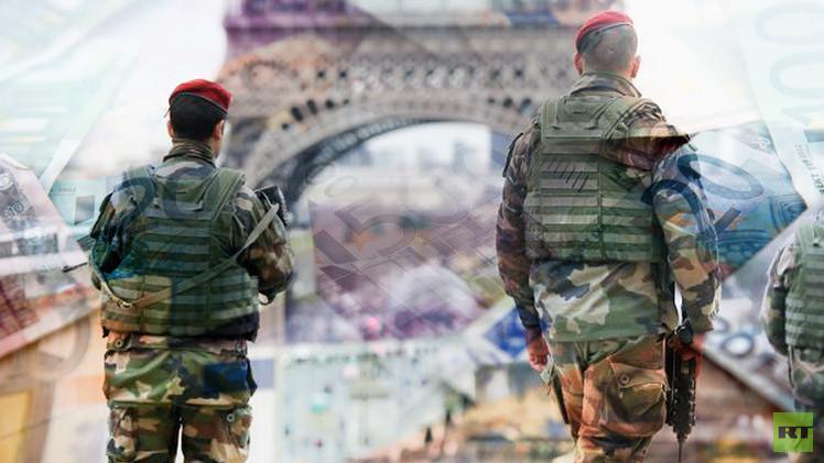 فرنسا ترفع إنفاقها الأمني بعد هجمات باريس الإرهابية