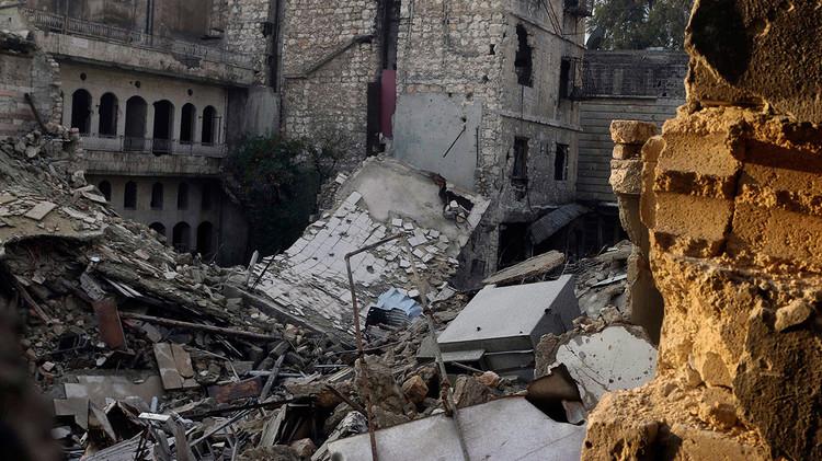 معركة حلب.. إقليميا ودوليا