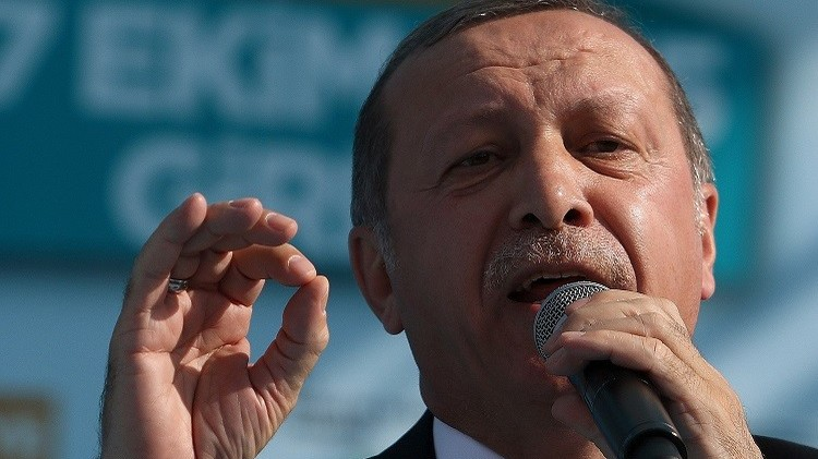 أردوغان يدعو إلى توحد الدول الإسلامية لمواجهة