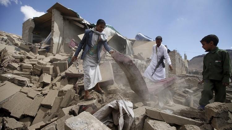 اليمن.. مقتل 8 أشخاص إثر قصف الحوثيين لتعز