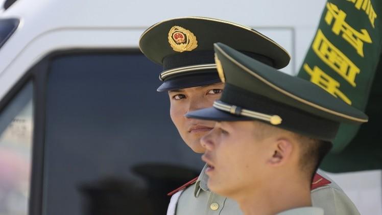 الشرطة الصينية تقتل 28 عنصرا في
