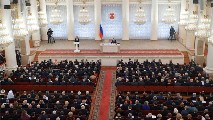 البرلمان الروسي يؤيد تشديد العقوبات ضد الإرهابيين