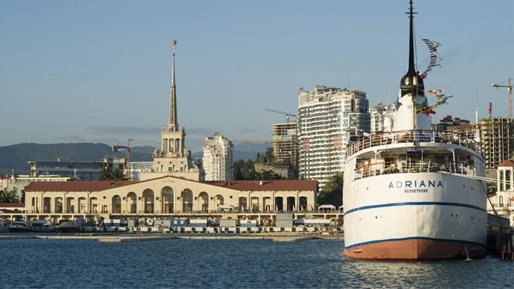 زيادة إقبال السياح على منتجعات سوتشي