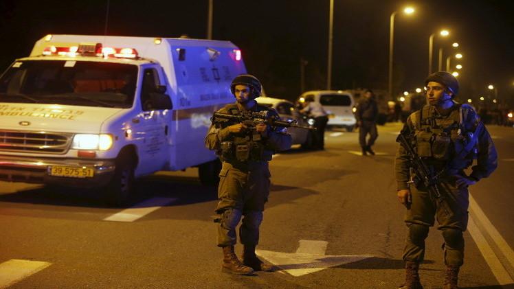 إصابة شرطي إسرائيلي إثر عملية دهس شرقي القدس