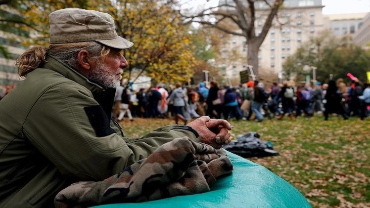 الإسكان الأمريكية.. أكثر من 500 ألف شخص بلا مأوى في الولايات المتحدة