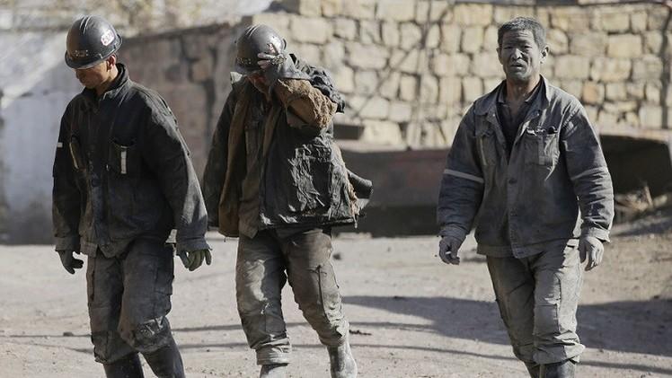 مقتل 21 عاملا في حريق بمنجم للفحم شمال شرقي الصين
