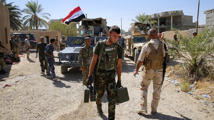 مساعدات عسكرية تشيكية للعراق تشمل 50 طنا من القنابل