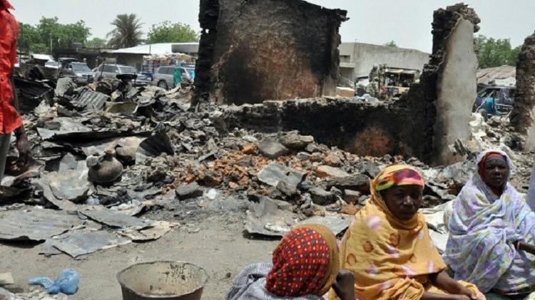 مقتل 10 أشخاص بهجوم انتحاري في الكاميرون