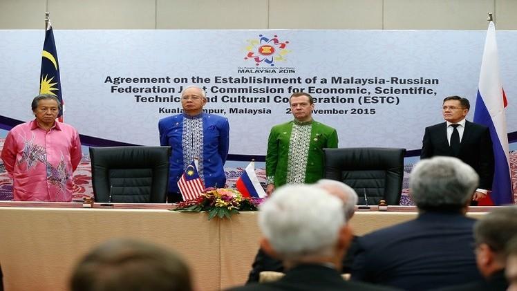 ماليزيا تعول على روسيا في التعاون في قطاعي الدفاع والفضاء