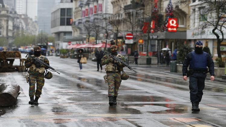بلجيكا تبقي على درجة التأهب الأمني القصوى في العاصمة بروكسل