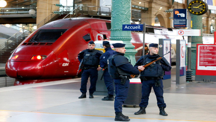 حمامة تتسبب بإجلاء الركاب والعاملين من محطة قطار في باريس!