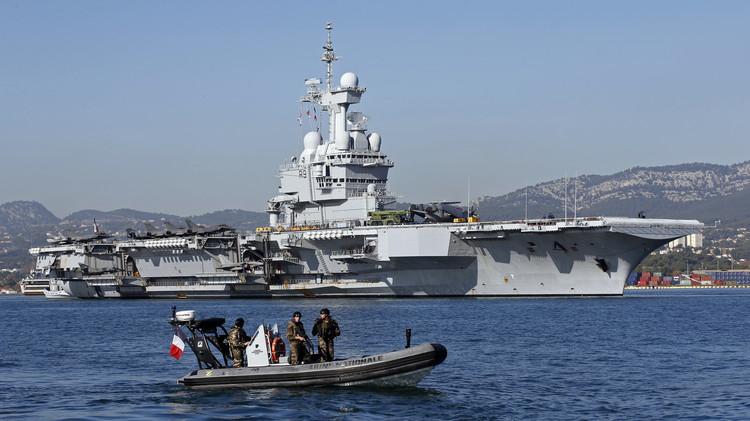 وزير الدفاع الفرنسي: يجب تدمير دولة الإرهاب وضربه في أوروبا معا