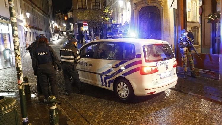 مداهمة شقق مشبوهة في إطار عملية أمنية واسعة النطاق وسط بروكسل