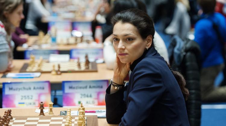 روسيا بطلة أوروبا للشطرنج 2015
