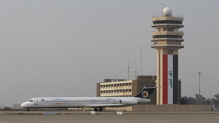 العمليات الروسية لمكافحة الإرهاب تلزم العراق بتعليق رحلاته الجوية الداخلية