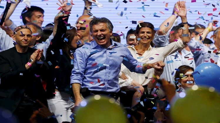 الأرجنتين.. تقدم مرشح المعارضة نحو الرئاسة
